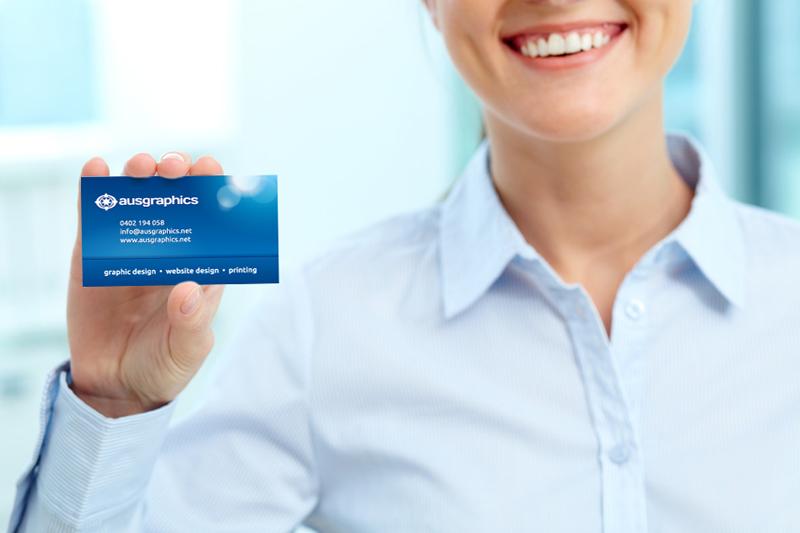 Sunshine Coast business card designers