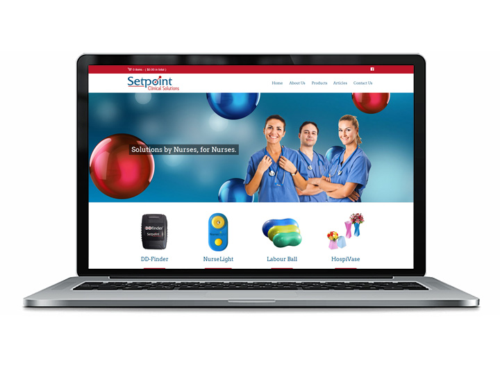 Web Design for Maroochydore Medical Supplier