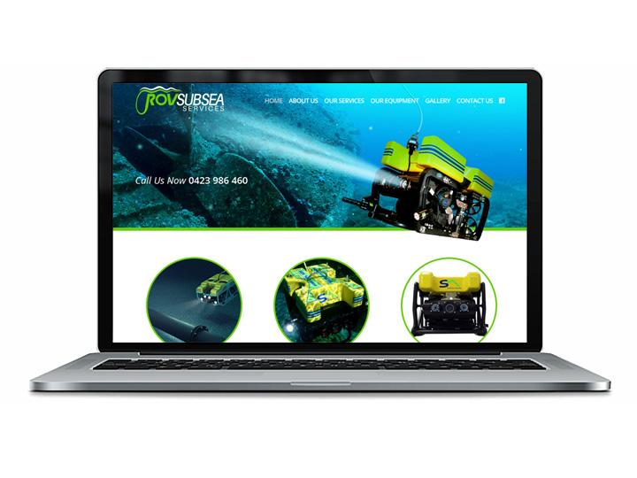 marine web design Kawana
