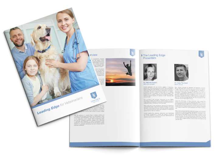 Brochure Design for Training Company
