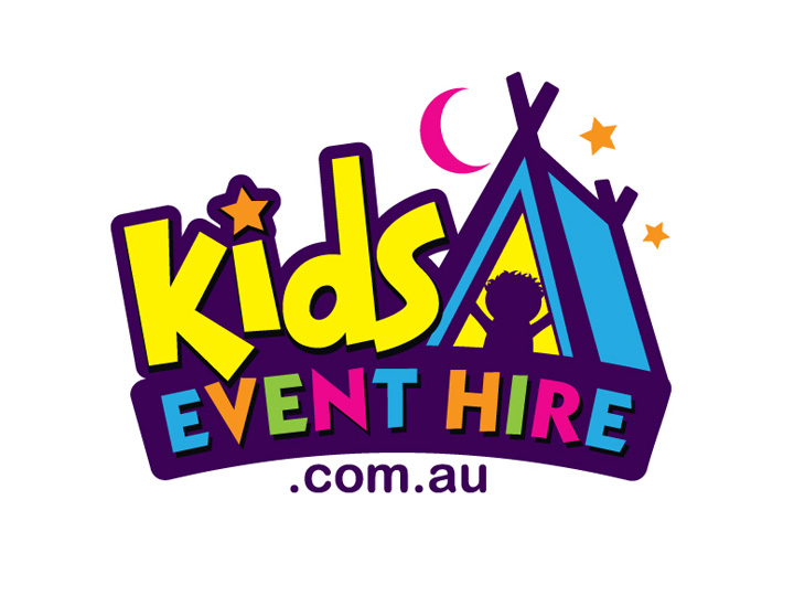 kids party hire logo
