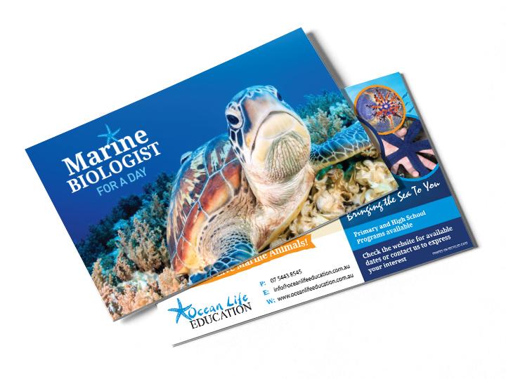 Maroochydore postcard printers